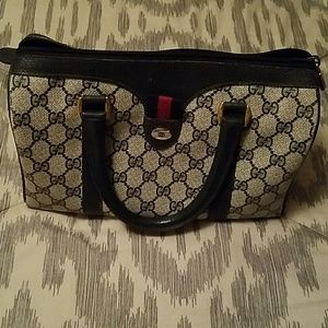 Gucci Vintage Boston handbag